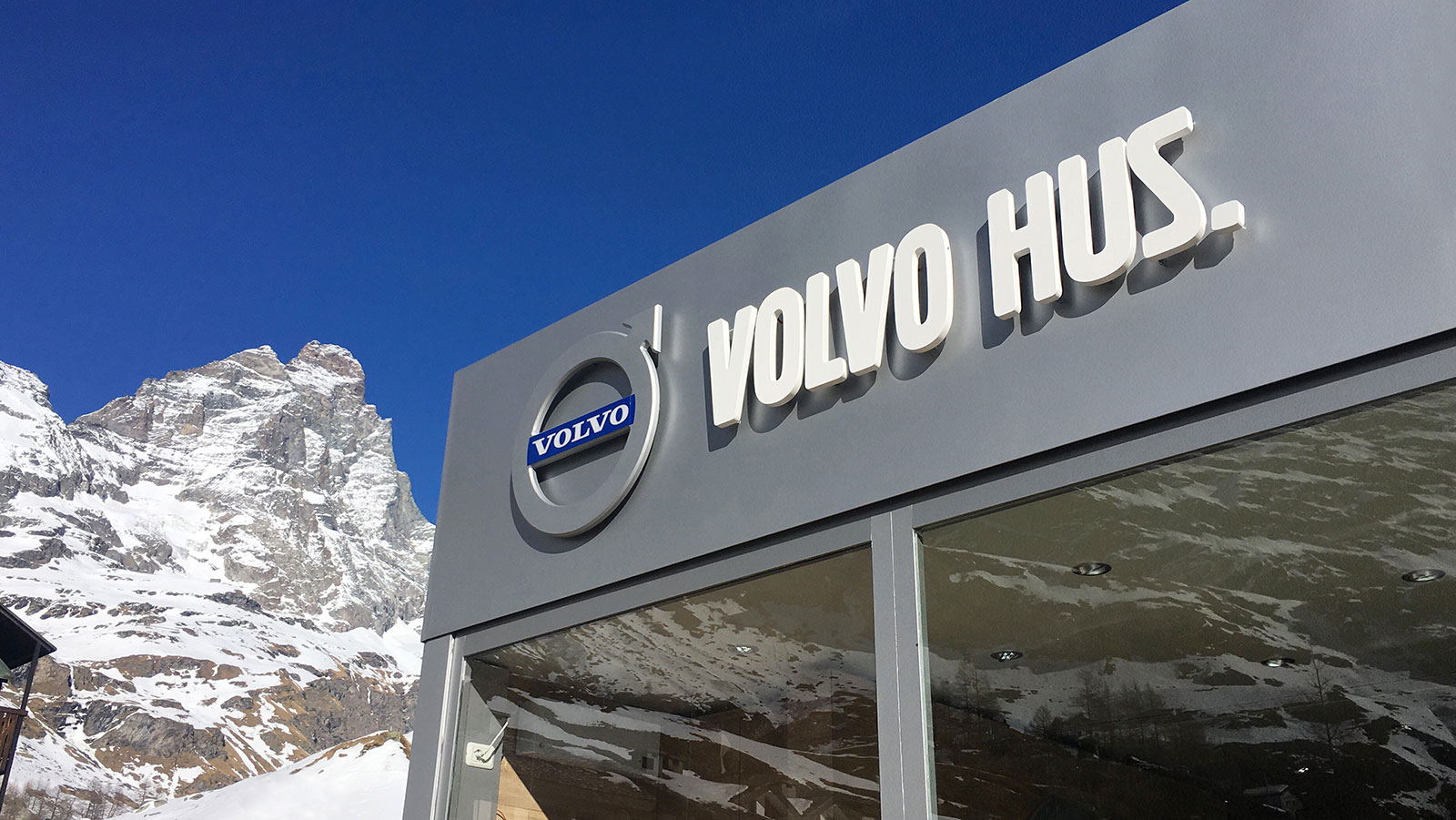 VOLVO – WINTER TOUR